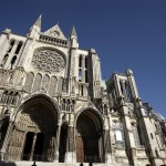 Chartres-Aussenansicht